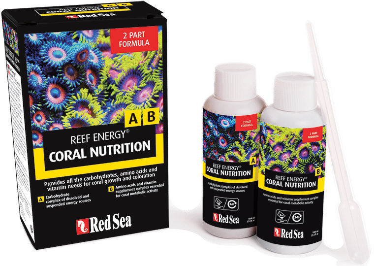 REEF ENERGY A | B 2-Part Formula – Intro Pack