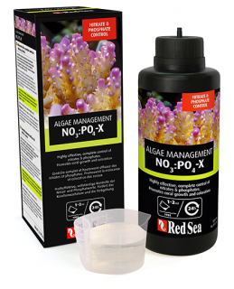 NO3:PO4-X ALGAE MANAGEMENT