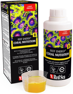 REEF ENERGY B SUPPLEMENT|Amino Acids, Fatty Acids & Vitamins